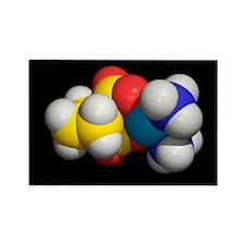 ancer drug - Rectangle Magnet (10 pk)