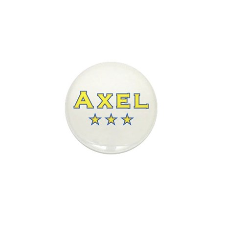Axel Mini Button