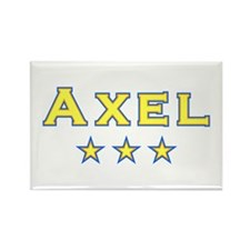 Axel Rectangle Magnet