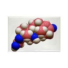 molecule - Rectangle Magnet (10 pk)