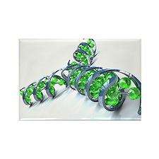 k - Rectangle Magnet (10 pk)