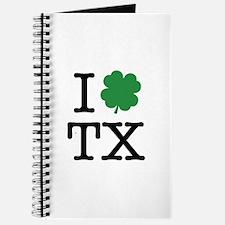 I Shamrock TX Journal