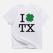 I Shamrock TX Infant T-Shirt