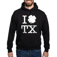I Shamrock TX Hoodie