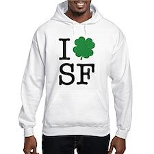 I Shamrock SF Hoodie