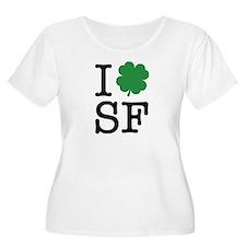 I Shamrock SF T-Shirt