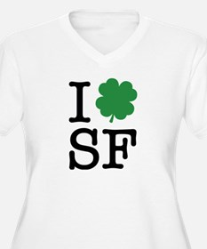 I Shamrock SF T-Shirt