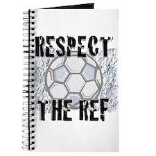 Respect the Soccer Ref Journal