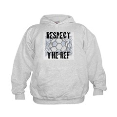 Respect the Soccer Ref Hoodie