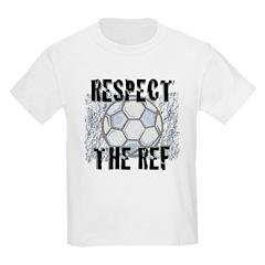 Respect the Soccer Ref Kids T-Shirt