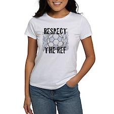 Respect the Soccer Ref Tee