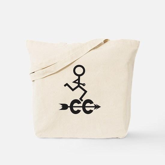 Cross Country CC Tote Bag