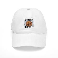 Respect the Basketball Ref Baseball Cap