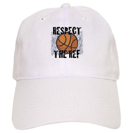 Respect the Basketball Ref Cap