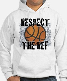 Respect the Basketball Ref Hoodie