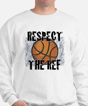 Respect the Basketball Ref Sweater