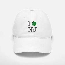 I Shamrock NJ Baseball Baseball Cap