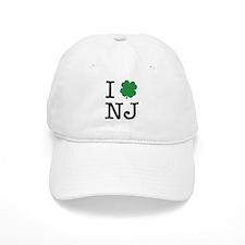 I Shamrock NJ Baseball Cap