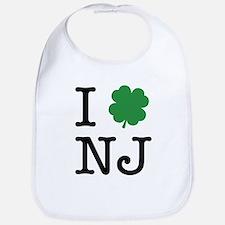 I Shamrock NJ Bib