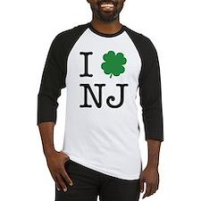I Shamrock NJ Baseball Jersey