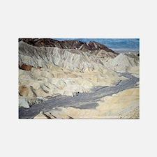 Badland erosion - Rectangle Magnet (10 pk)