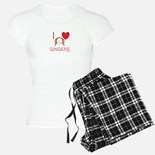 ginger love pajamas