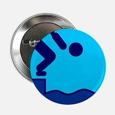 """Schwimmen 2.25"""" Button"""