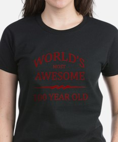 World's Most Awesome 100 Year Old Tee