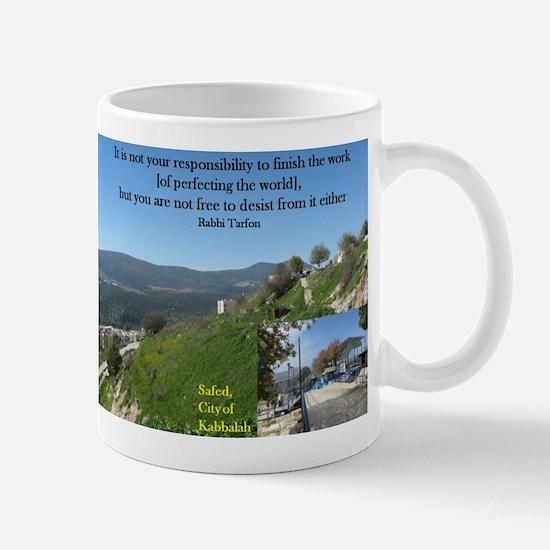Tikkun Olam -- Repair the World Mug
