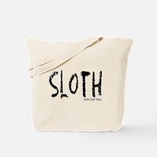 Sloth Logo Tote Bag