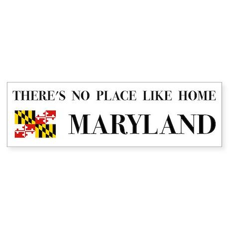 Maryland Bumper Sticker
