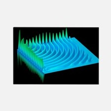 ering simulation - Rectangle Magnet (10 pk)