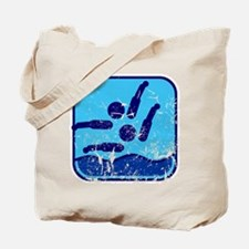 Synchronschwimmen (used) Tote Bag