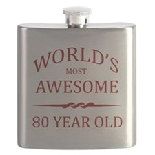 World's Most Awesome 80 Year Old Flask