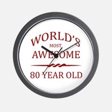 World's Most Awesome 80 Year Old Wall Clock