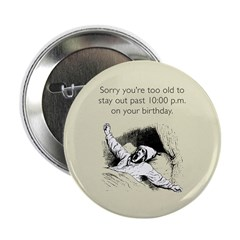 Too Old for Your Birthday 2.25
