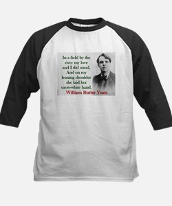 In A Field By The River - Yeats Tee