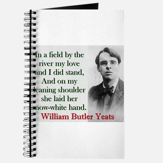 In A Field By The River - Yeats Journal