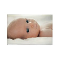 Baby boy - Rectangle Magnet (10 pk)