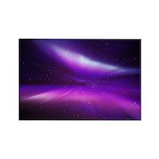 Aurora borealis - Rectangle Magnet (10 pk)
