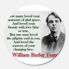 How Many Loved Your Moments Of Sad Grace - Yeats R