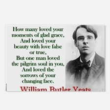 How Many Loved Your Moments Of Sad Grace - Yeats P