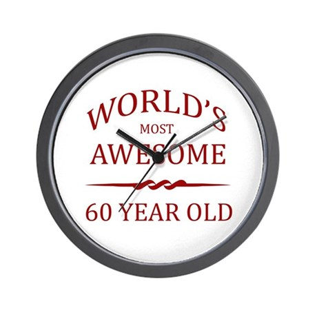 World's Most Awesome 60 Year Old Wall Clock