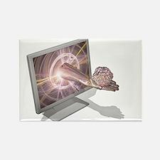ual artwork - Rectangle Magnet (10 pk)