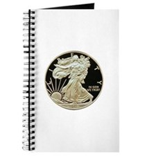 American Eagle Silver Dollar Journal
