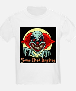 Some Died Laughing Kids T-Shirt