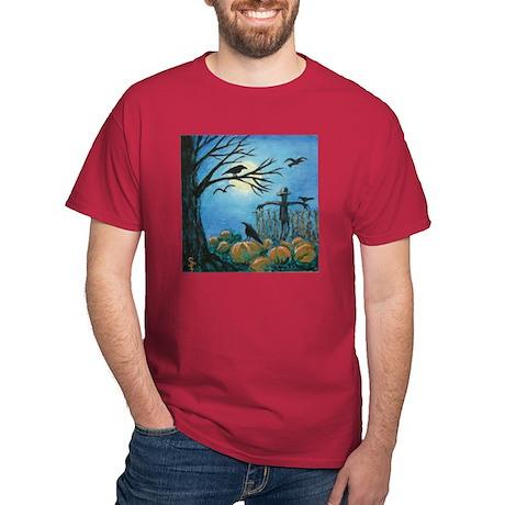 When Scarecrows Sleep... Dark T-Shirt