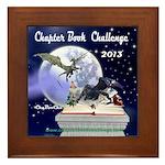 Chapter Book Challenge 2013 Framed Tile