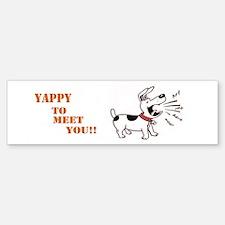 Lil Yappers Bumper Bumper Bumper Sticker