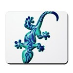 Blue Lizard Mousepad